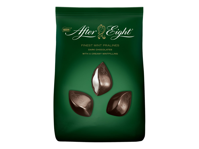 After Eight Finest Mint Pralines 136g