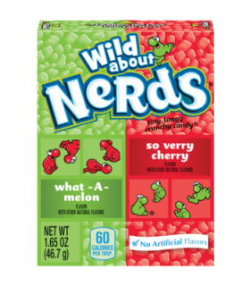 Nerds What-A-Melon & So Verry Cherry 46,7g