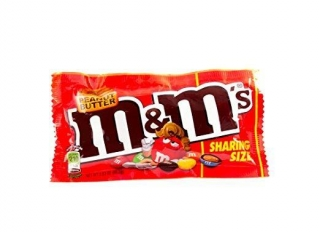 M&M'S PEANUT BUTTER SHARE SIZE 80.2G