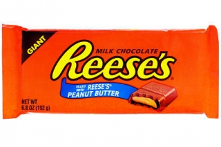REESE'S GIANT PEANUT BUTTER BAR 192G