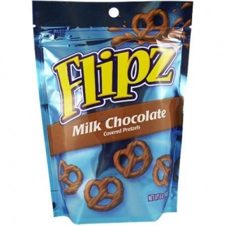 FLIPZ MILK CHOCOLATE 141G