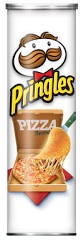 PRINGLES SUPER STAK PIZZA 158G USA