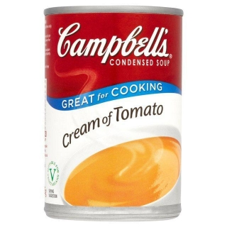 CAMPBELL'S CREAM OF TOMATO 295G