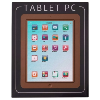 Čokoláda Tablet PC Weibler 250g