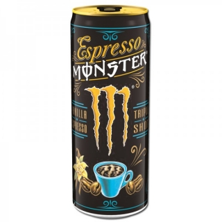 Espresso Monster Vanilla Energy Drink 0,25l