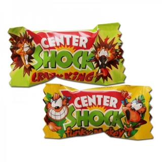Center Shock Jungle Mix žvýkačky