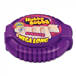 Hubba Bubba Bubble Tape Rasberry 56g